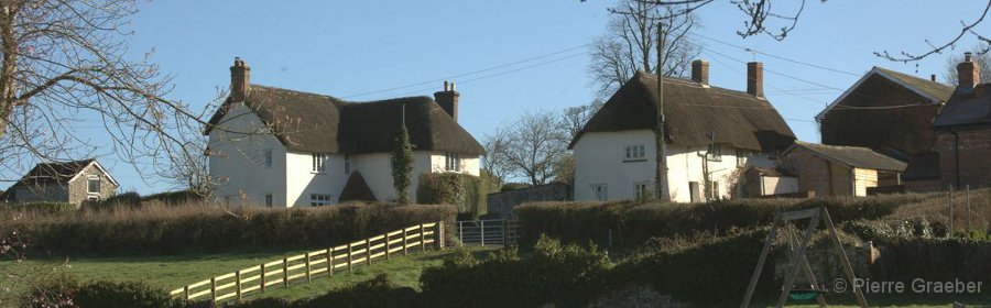 Gittisham houses