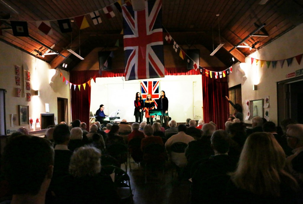 First World War Centenary commemorative event