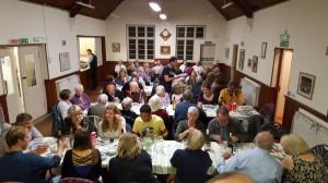 Village Hall dinner